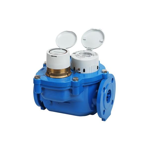 Zenner Verbund Wasserzähler WPV Turbo DN 50