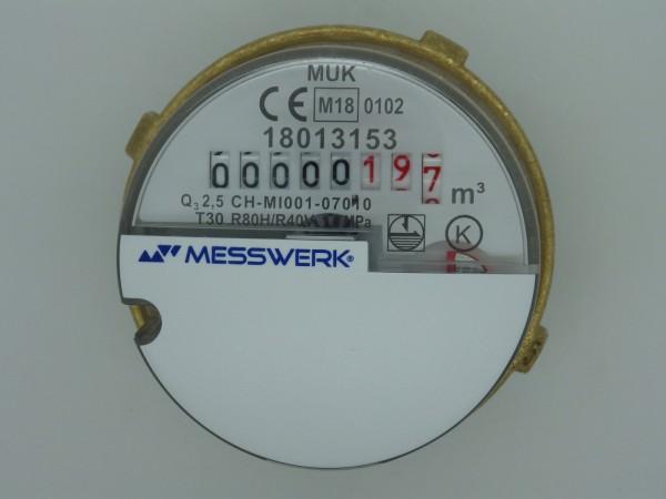 Messkapsel für SPX PolluMUK QN 1,5 Kaltwasser