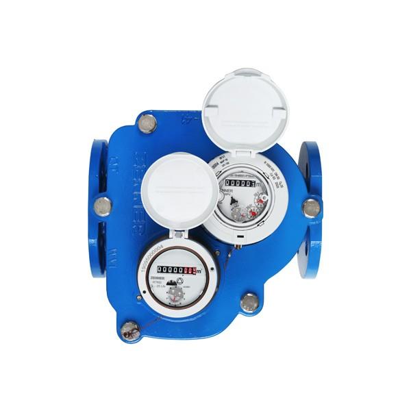 Zenner Verbund Wasserzähler WPV Turbo DN 100