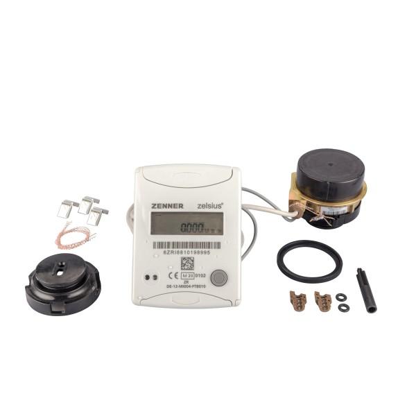 ISTA passender Wärmezähler QN 2,5 Funk 868MHz gemäß OMS