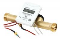 Ultraschall - Kompaktwärmezähler zelsius C5 IUF 10- 200-6/4 Kombi AGFW Fühler 4s 130°C