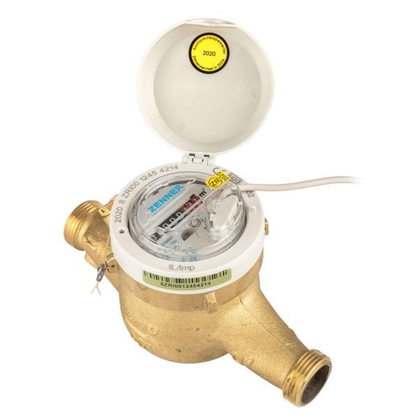MTKDI-N (Q3 = 4) - 1 Liter Kontakt - BL 190 mm - 1 Zoll AG – 1 Liter Kontakt