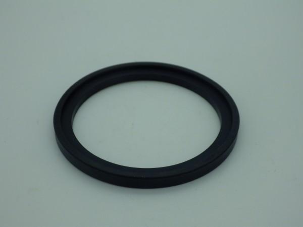 Profildichtung zu Unterputzzähler, L-förmig, 56 x 46 x 4 mm