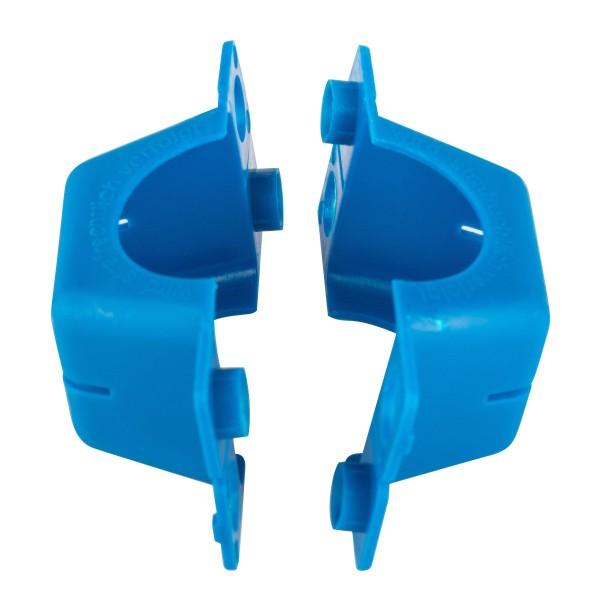 Plombe für Wasserzähler QN 1,5 zweiteilig