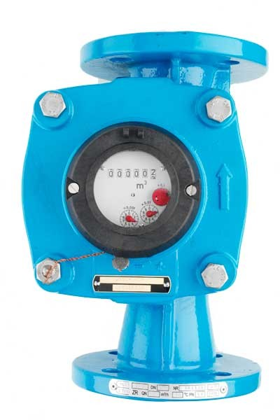 Zenner Einstrahl Wasserzähler ETK DN 100