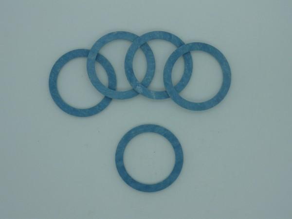Flachdichtung Faserdichtung SEALTEX ST-2058 blau, Größe: 23,3 x 30 x 2 mm