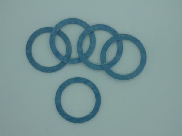 Flachdichtung Faserdichtung SEALTEX ST-2058 blau, Größe: 29,2 x 38 x 2 mm