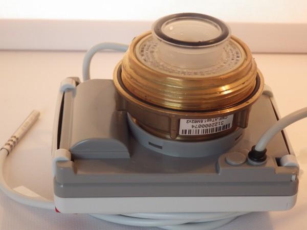 Eichjahr 2021 Kapsel Wärmezähler QN 0,6 Zelsius C5 CMF Techem passend