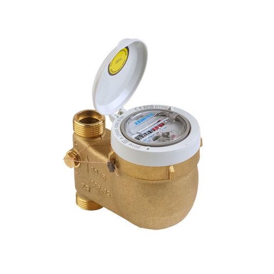Steigrohr Wasserzähler MTKD M Q3 = 16 für Kaltwasser 50 Grad 150 mm 11/2 Zoll