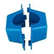 50 X Plomben für Wasserzähler QN 2,5 zweiteilig