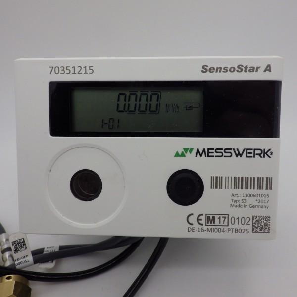 Engelmann Sensostar QN 2,5 Allmess passend