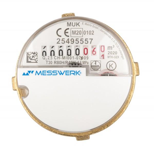 Messkapsel für SPX PolluMUK QN 1,5 Q3 = 2,5 Kaltwasser
