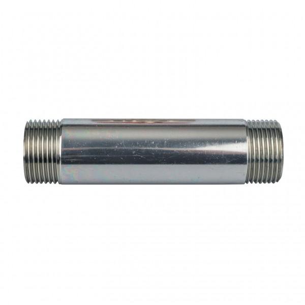 Doppelnippel / Zählerersatzstück 1 Zoll - BL 130 mm
