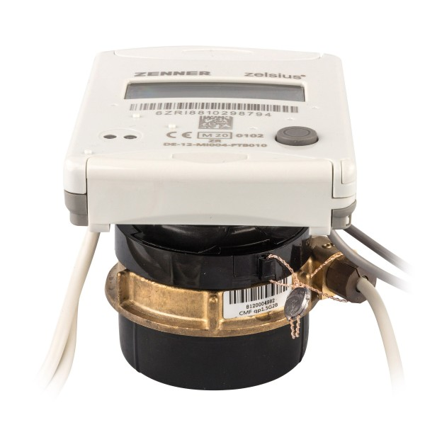 ISTA passender Wärmezähler QN 1,5 Funk 868MHz gemäß OMS