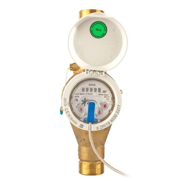 Zenner Hauswasserzähler MNK N Q3 = 10 mit Kontaktausgang