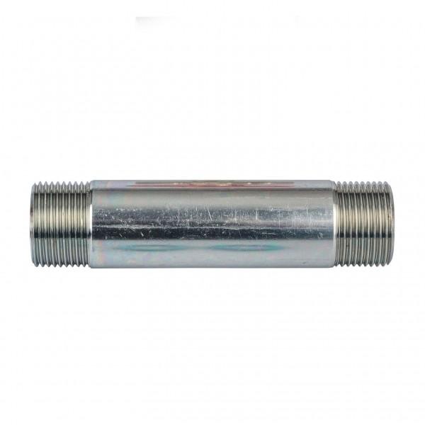 Doppelnippel / Zählerersatzstück 3/4 Zoll - 110 mm