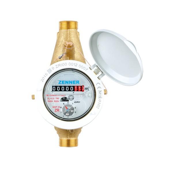 Warmwasserzähler MTWD-M Q3 = 16, 300 mm, 2 1/2 Zoll