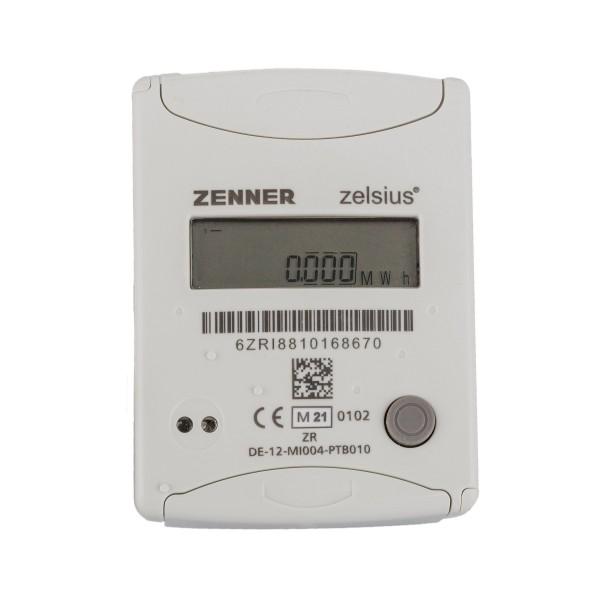 Eichjahr 2021 Wärmezähler QN 0,6 Zelsius C5 CMF